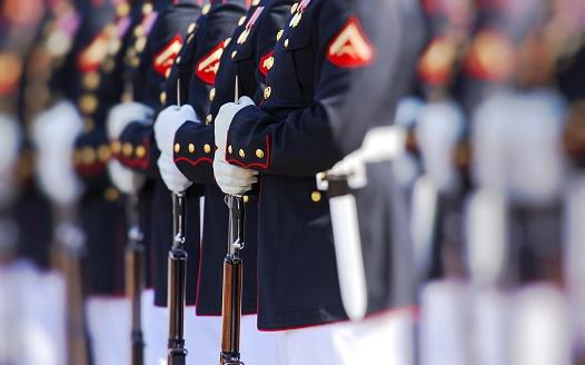 US Marines Data Disclosure