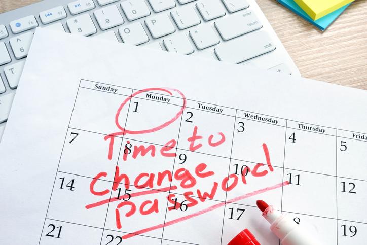 Password Changes